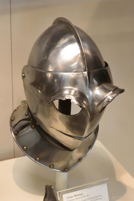 Close Helmet (c.1620-30)