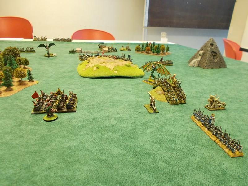 [Khemri vs Orcs & Gobs] 1500 pts - Le réveil de la pyramide 24898955827_8a02805a86_c