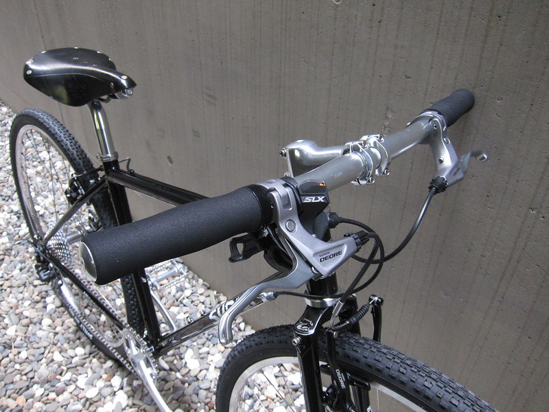 SURLY Cross Check Flat BK Front