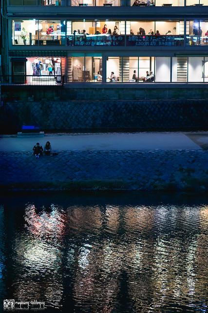 她說旅途若是卷底片 | Kyoto, ver. F1.2  | 21