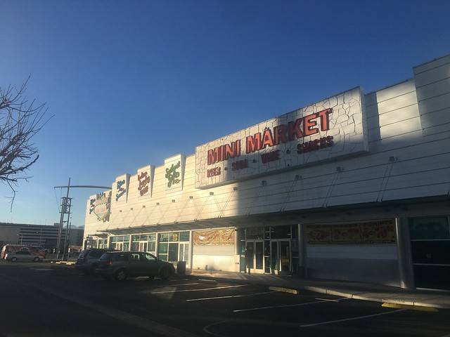 Mini Market,  Las Vegas