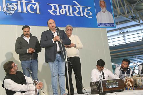 Sandeep Ahuja from Sant Nirankari Colony, expresses his views