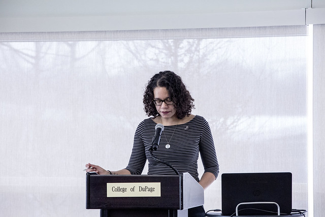 College of DuPage Hosts Annual African-American Read-In