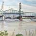 Hawthorne Bridge, study 1 cropped