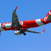 Thai AirAsia Flights from Udon Thani to Chiang Mai Take Off!
