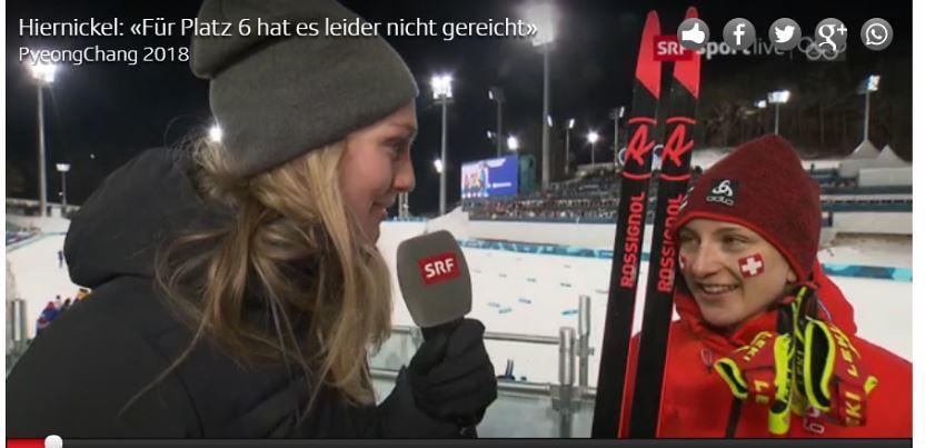 Lydia Olympiade PyeongChang 2018