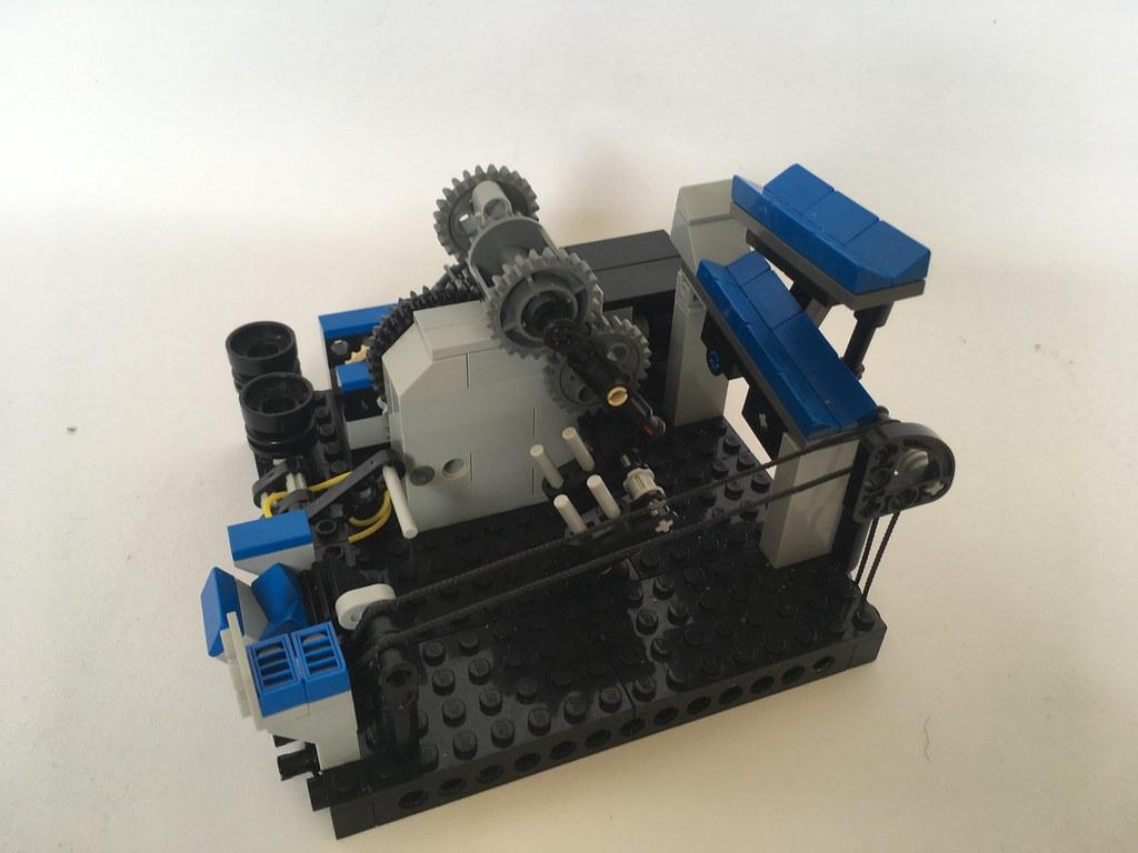 Lego GBC Cardan Lift Miniloop