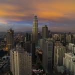 Layers of Sunset - Kuala Lumpur