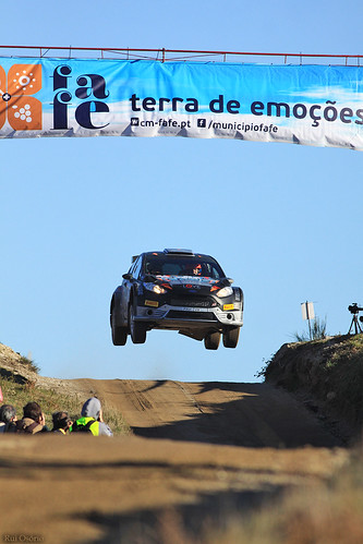 Elias Barros / Paulo Silva - Ford Fiesta R5
