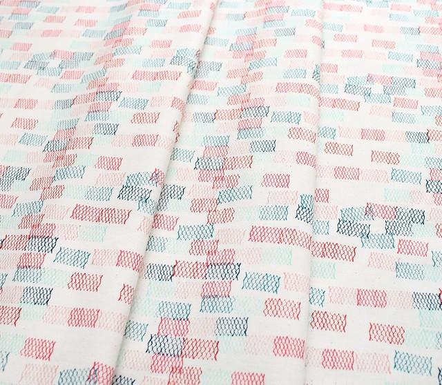 COTTON+STEEL Paper Cuts 1967-02 Toami Spearmint