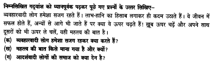 Chapter Wise Important Questions CBSE Class 10 Hindi B - पतझर में टूटी पत्तियाँ 13