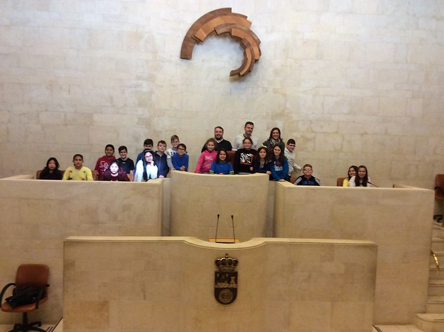 Visita Parlamento 5º