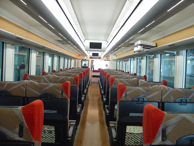 The Interior of Resort Shirakami
