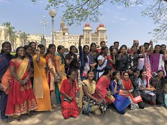 India (Mysore) Good memory from the visit of Mysuru Palace