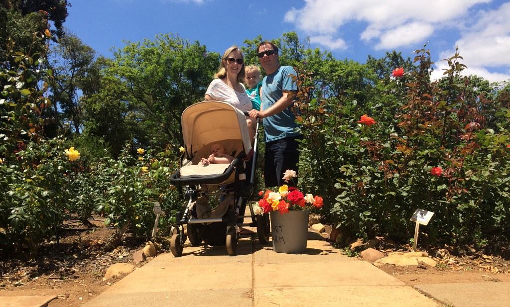 Chart Farm Rose Garden