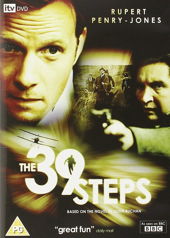 The 39 Steps - 2008 - Poster 1