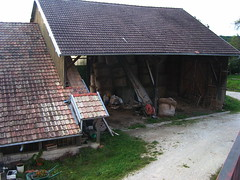 20070831 12026 0707 Jakobus Villers Saulnot Herberge Scheune