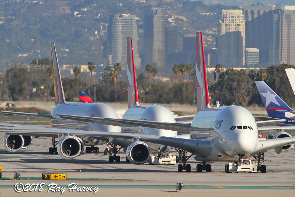 Super Trio @LAX