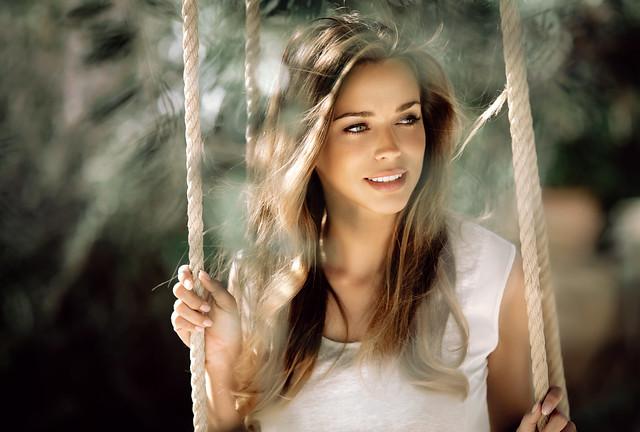 Brightest smile