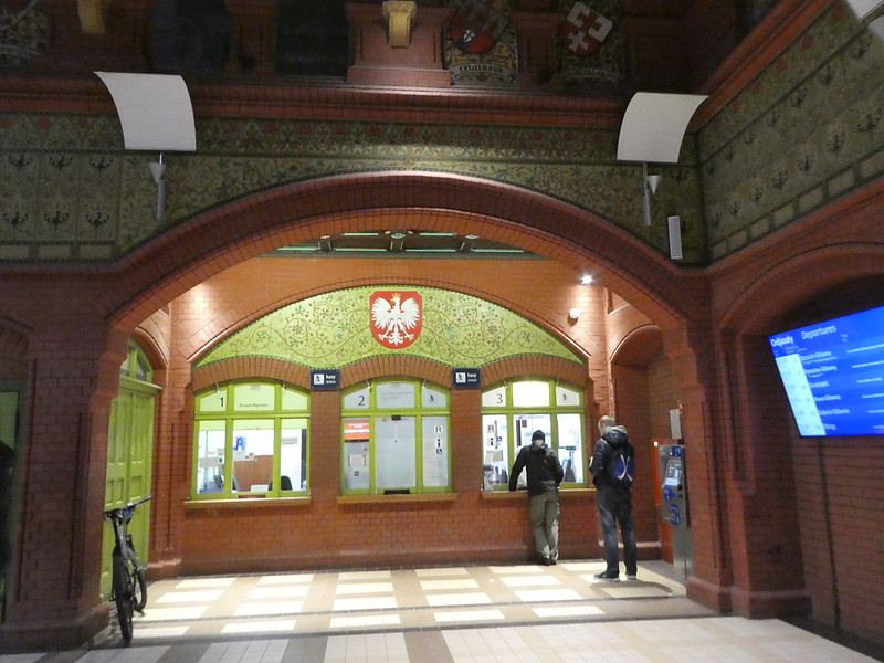 Malbork station