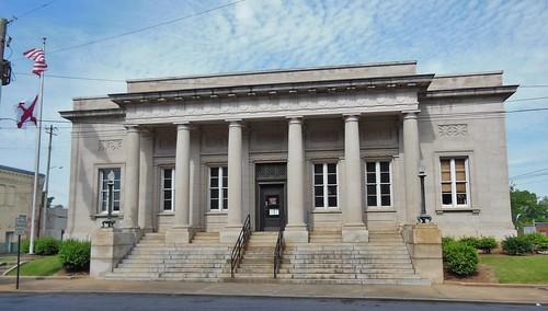 Talladega, Alabama 35160 PostOffice (former)