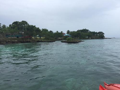 101 - Überfahrt zum Katamaran / Passage to catamaran