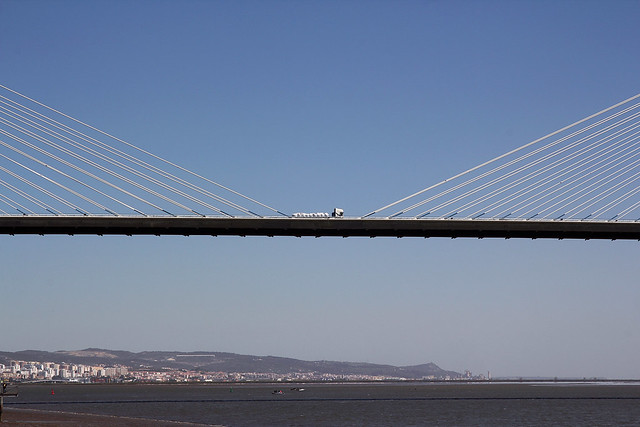 Lisbona, Ponte Vasco da Gama – Lisbon, Vasco da Gama Bridge