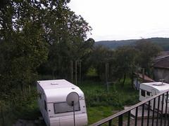 20070831 12025 0707 Jakobus Villers Saulnot Herberge Wohnwagen