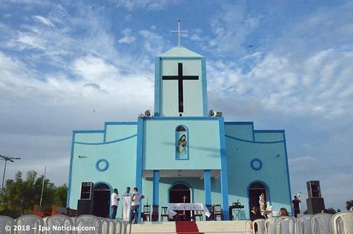Padre Ipuense assume a paróquia de Senador Catunda