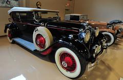 1929 Stutz Model M LeBaron Dual Cowl Phaeton