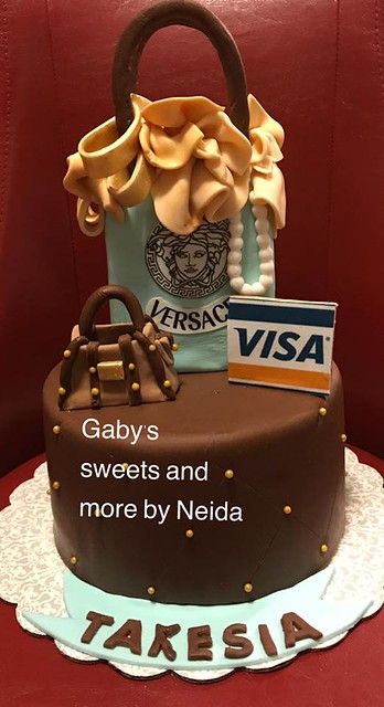 Cake by Gaby's Sweets and MORE