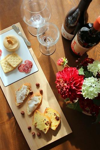 カーヴ・デステザルグの赤とイタリアのオレンジワイン