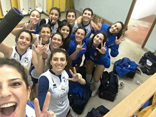 Noicattaro. Volley vs Asem Bari intero