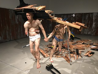 Tony Matelli, Fucked (Couple), 2005
