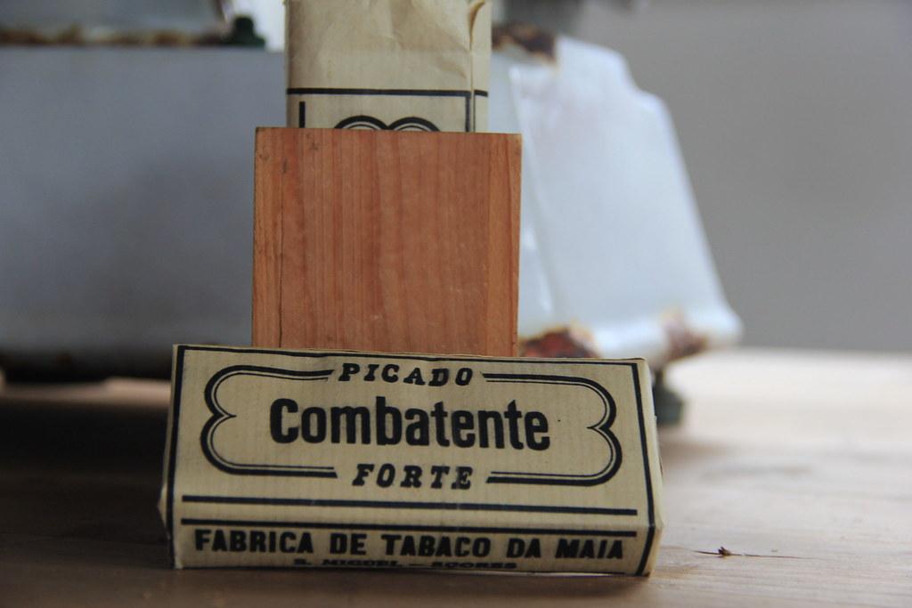 Tobacco Museum, São Miguel