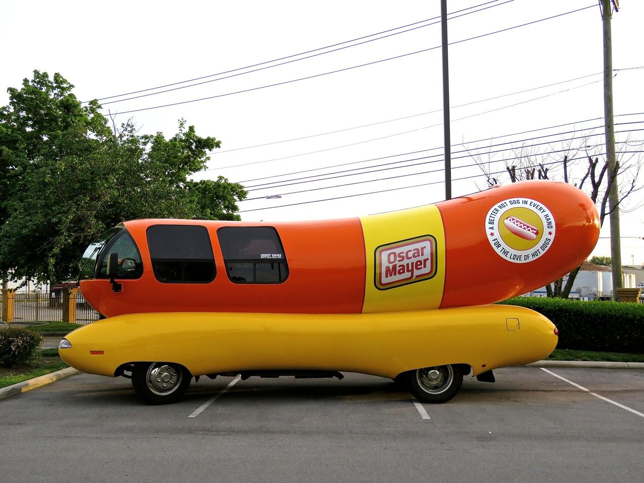 Oscar Mayer Wienermobile 2