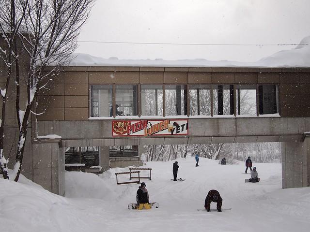 2018.1.27 栂池高原スキー場