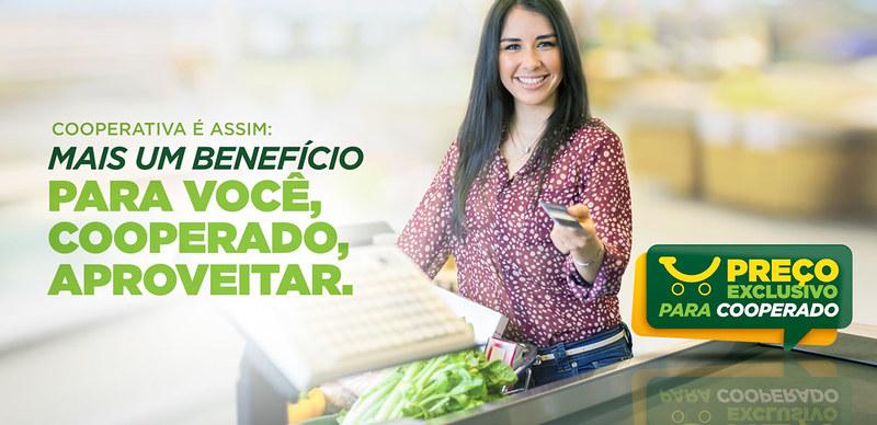Preço Exclusivo para Cooperado tem campanha criada pela Free