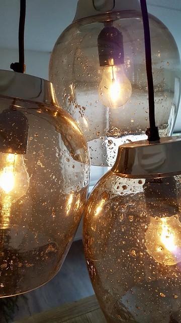 Lampen landelijk interieur