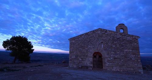 San Juan Bautista, Ballobar, Huesca.