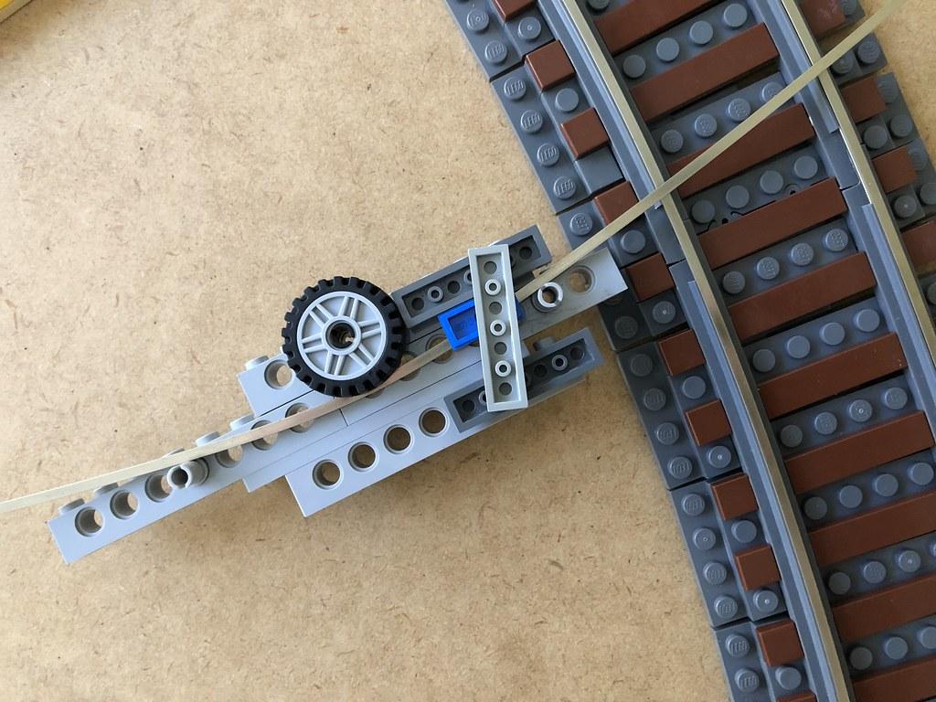 The saga of the Me-Models 9V rails