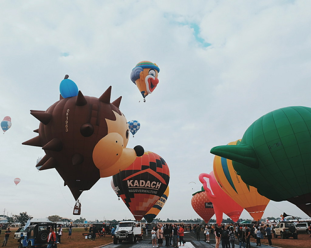 hot air balloon festival 2018 clark