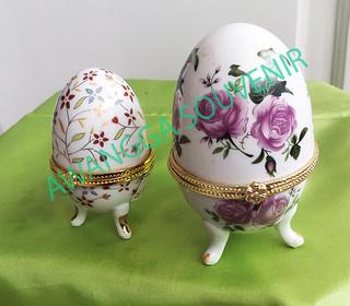 kotak perhiasan telur