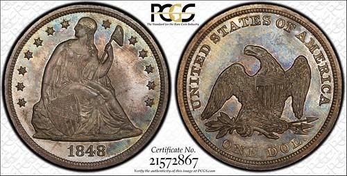 1848 Dollar