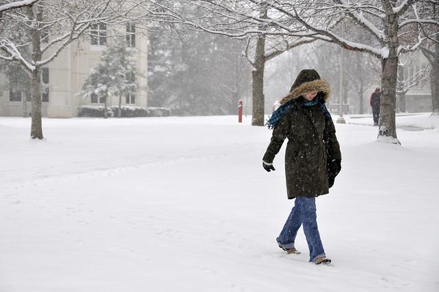 campus snow017