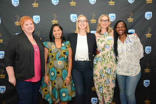 Lioness Lean In Breakfast Event - Johannesburg Nov 23, 2017