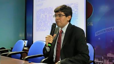 Érico pinheiro, juiz federal