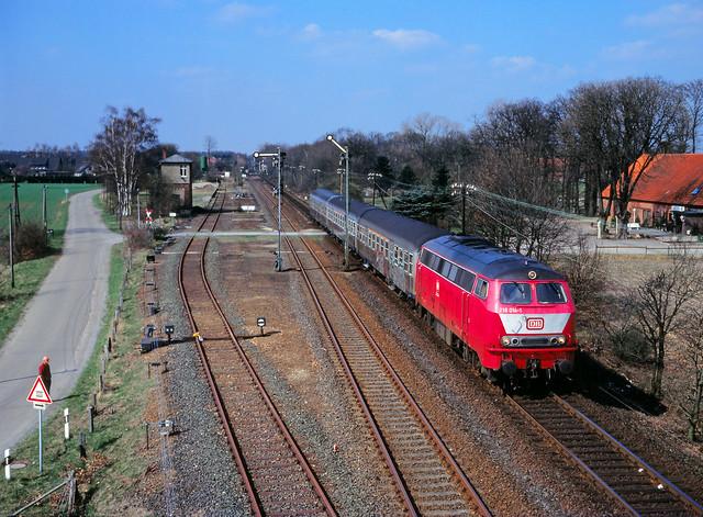 Ruhrgebiet-Münsterland-Express