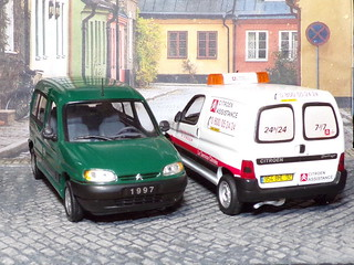 Citroën Berlingo - 1997