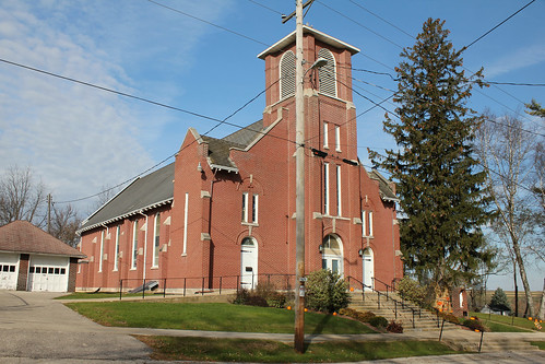 St. Joseph Catholic Church - Gratiot, WI